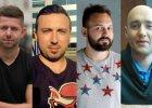 Michał Sadowski, Artur Racicki, Marek Przystaś, Filip Miłoszewski