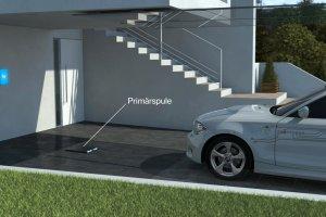 BMW pracuje nad bezprzewodowym ładowaniem aut