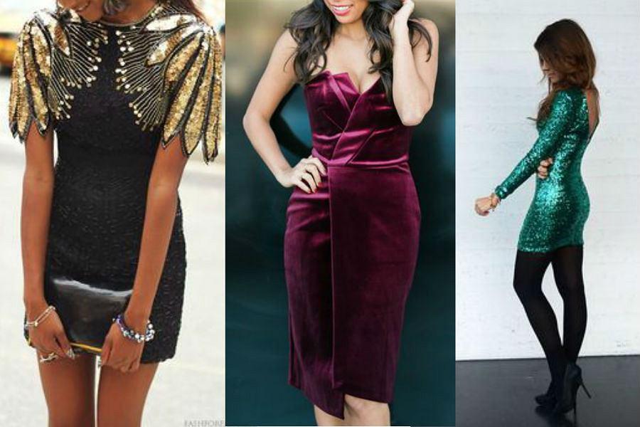 6826e93b2f Przegląd najpiękniejszych sukienek sylwestrowych - zainspiruj się ...