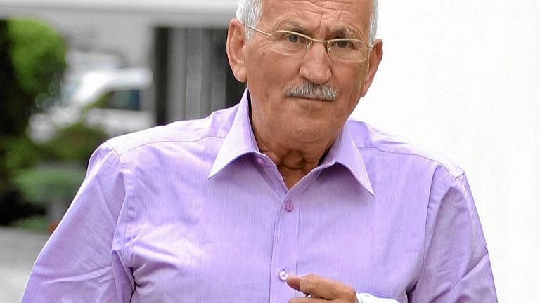 Paweł Deresz, mąż posłanki SLD, która zginęła w katastrofie smoleńskiej