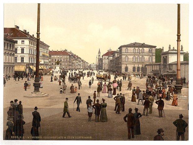 Zdjęcie numer 34 w galerii - Niemieckie miasta pod koniec XIX w. A wśród nich Gdańsk, Szczecin i Wrocław [ZDJĘCIA]