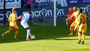 Haugesund FK - Lech Poznań 3:2 w Lidze Europy
