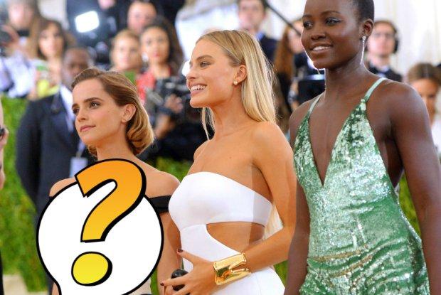 Emma Watson przyszła na Met Gala w kreacji... z plastikowych butelek. Nie tylko jej suknia była 100% eko