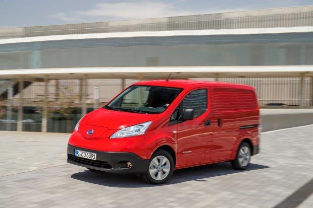 Nissan e-NV200 | Elektryczny van z polskimi cenami