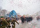Policjanci, którzy zlecili wycinanie konfetti dla wiceministra, zostali ukarani
