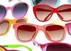 Okulary przeciws�oneczne w mocnych kolorach - ponad 50 propozycji!