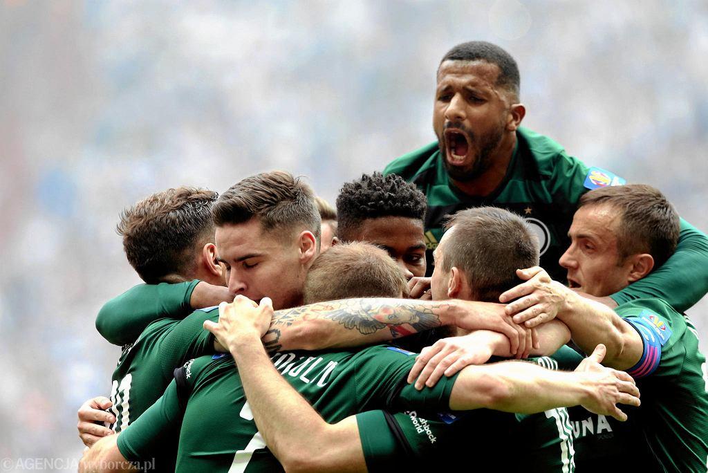 Mecz o Puchar Polski. Legia - Arka 2:1