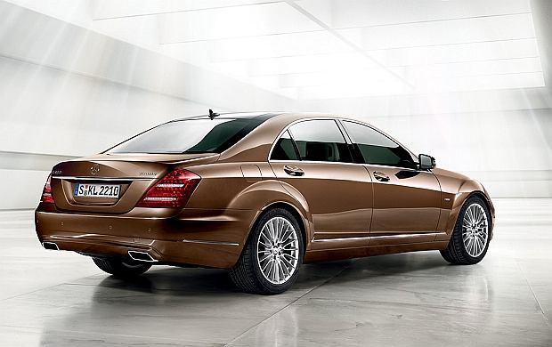 Mercedes S W221