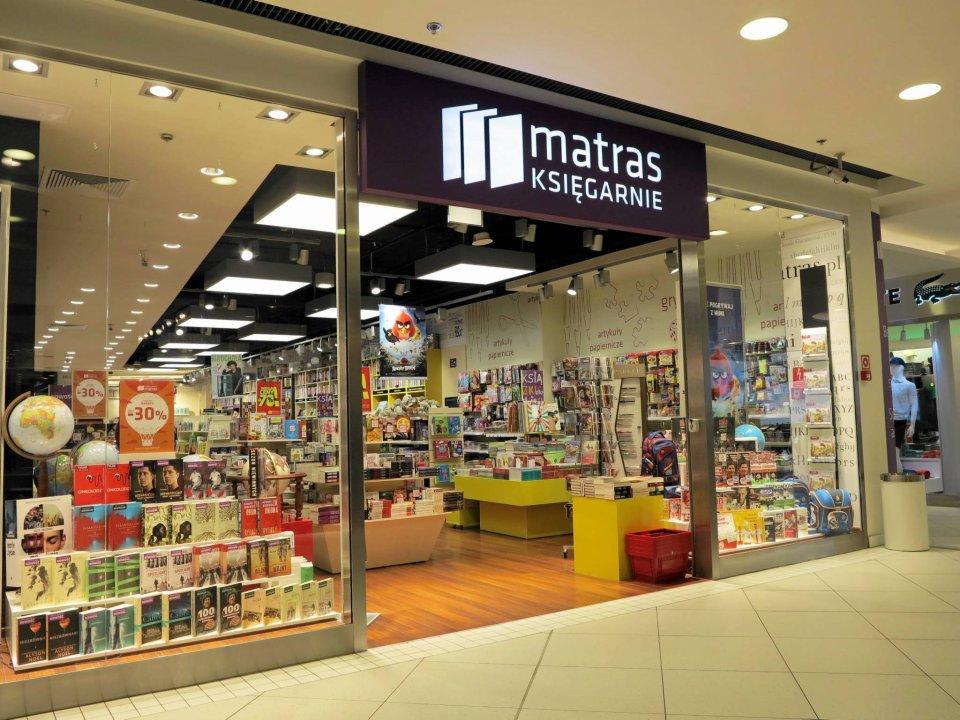 Matras likwiduje księgarnie w całej polsce to koniec popularnych