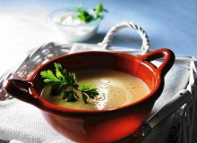 Zupa krem z białych warzyw - ugotuj