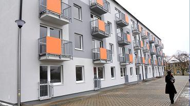 Nowe mieszkania komunalne przy ul. Rubież w Poznaniu