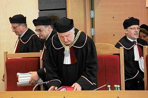 S�dziowie z Polski skar�� si� do Strasburga na Trybuna� Konstytucyjny