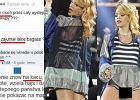 Fani ostro krytykuj� koncert Rihanny: Zaje**cie si� wkr�ci�a w polski klimat zak�adaj�c ortalion