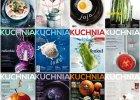 Ok�adka Roku Magazynu KUCHNIA 2014