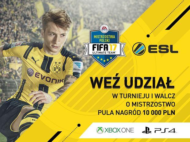 Oficjalne Mistrzostwa Polski EA SPORTS FIFA 17 Ultimate Team