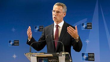 Jens Stoltenberg, nowy sekretarz generalny NATO