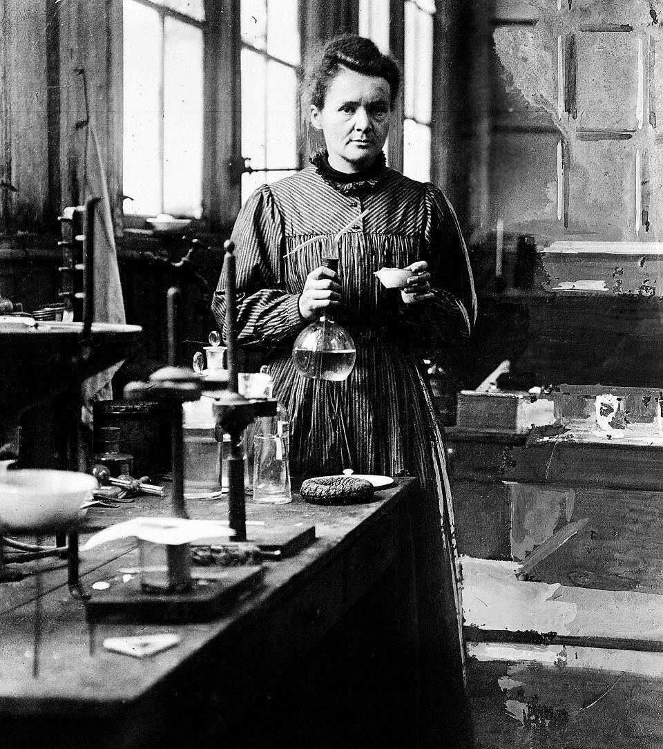 Foto numero 3 nella galleria - Albert Einstein e Maria Skłodowska-Curie. Avevano più dell'amicizia?