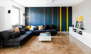 boazeria, salon, dekoracje ścian