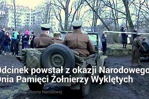 """Antoni Macierewicz spotkał się z dziećmi i nagrał specjalny odcinek """"Teleranka"""""""