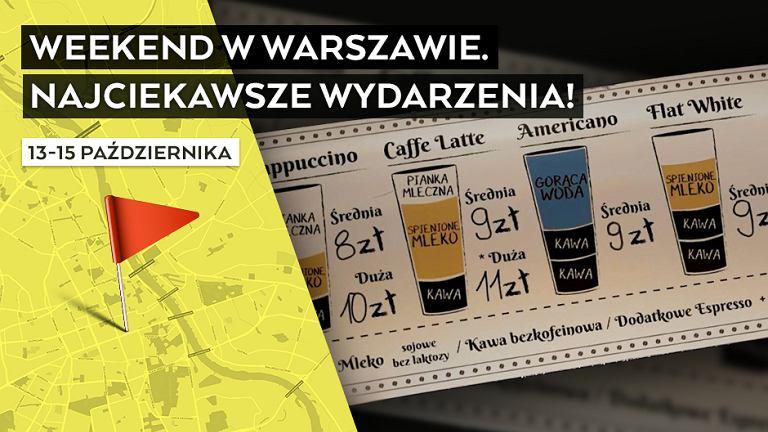 Wydarzenia w Warszawie - weekend
