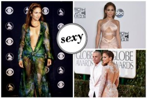 Najseksowniejsze stylizacje Jennifer Lopez od 2000 do 2015 roku. Zawsze robi� wra�enie, ale czy zawsze s� udane...? [PRZEGL�D]
