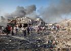 Somalia nie może się otrząsnąć po największym zamachu w historii kraju