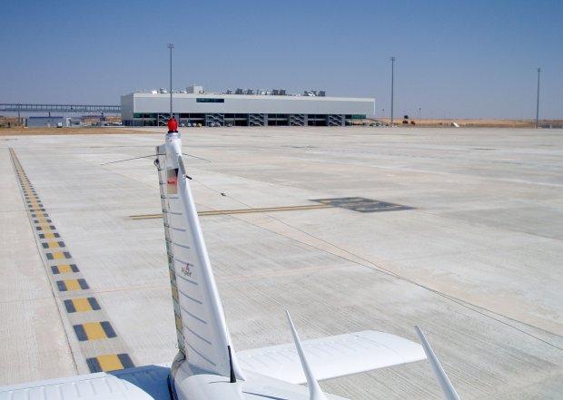 Chi�czycy kupili hiszpa�skie lotnisko widmo. Koszt budowy: 1 mld euro. Cena? 10 tys. euro