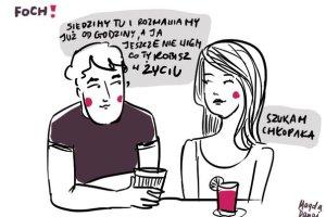 Kup pani faceta - czego szukamy na portalach randkowych?