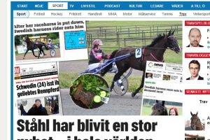 Historia trenerki kłusaków ze Szwecji. Chciała być ze swoim koniem do końca, więc go... zjadła