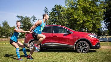 Ćwiczenia dla biegaczy. Ekipa Ekstremalna na Hunt Runie