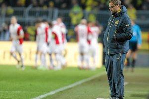 Bundesliga. Fatalnie graj�ca Borussia zn�w przegrywa