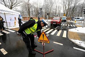 Policja uzbrojona w specjalne kamery do badania wypadków. Zmniejszą korki? [WIDEO]
