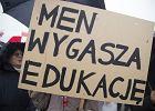Strajk nauczycieli: Pokażmy dziś, że jesteśmy godni naszego zawodu [apel nauczycielki]