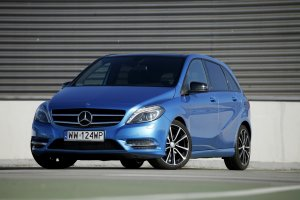 Mercedes B 200 CDI | Test d�ugodystansowy cz. VI |  �al si� �egna�
