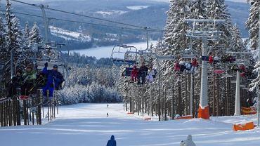 Ferie na nartach w Czechach - w niektórych ośrodkach narciarskich warunki śniegowe są bardzo dobre