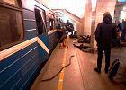 Już 14 ofiar ataku w petersburskim metrze. Kirgiskie służby: Znamy nazwisko zamachowca