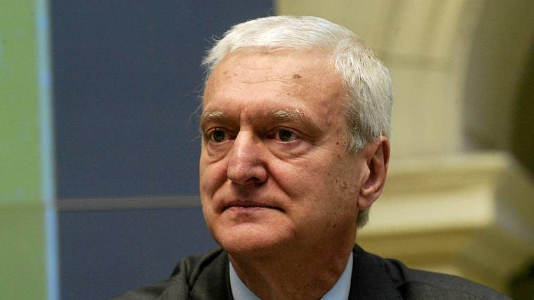 Prof. Michał Kleiber, były prezes Polskiej Akademii Nauk