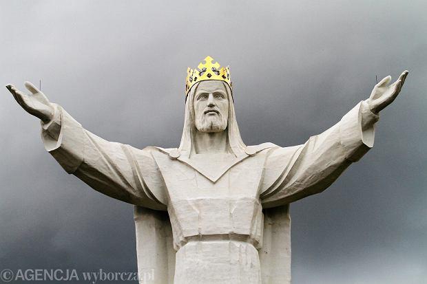 W Jaśle stanie wielki pomnik Jezusa Chrystusa Króla Wszechświata