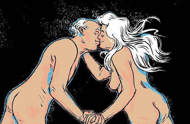Seks stał się lepszy, odkąd nie chodzi o prokreację. Seniorzy są w łóżku coraz mniej pruderyjni