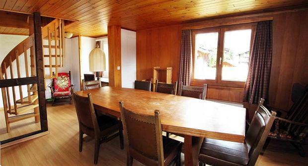 W tym salonie odbywała się kolacja przyjaciół z teledysku 'Last Christmas'