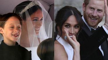 Ślub Harry'ego i Meghan Markle