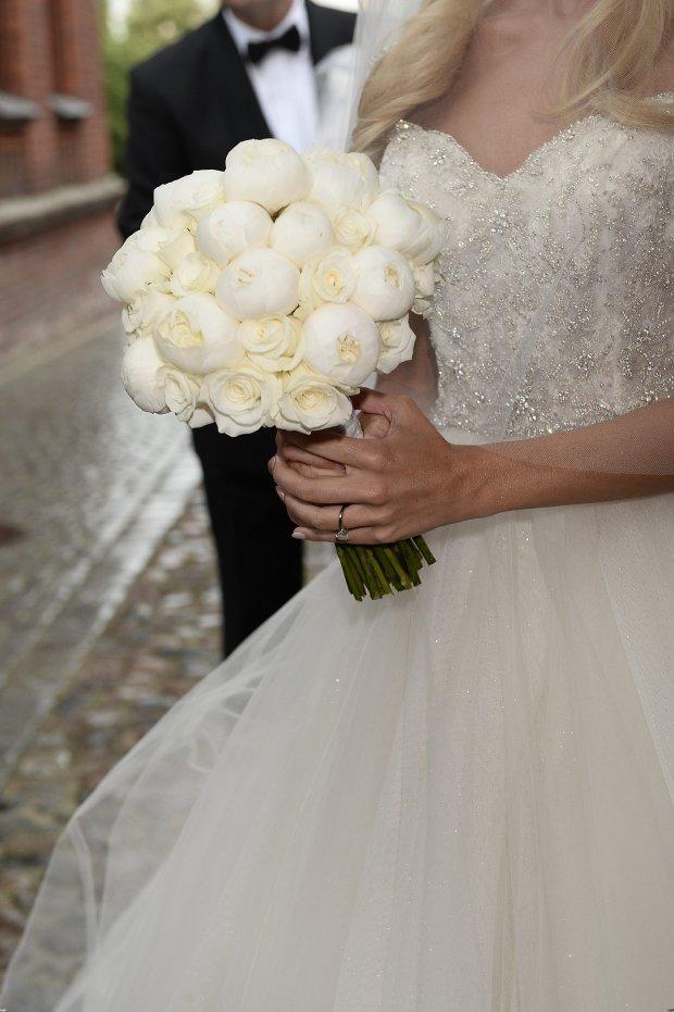 Pierwsze Zdjęcia Izabela Janachowska I Jej Imponująca Suknia ślubna