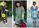 Paski- zobacz jak je nosi� [Street fashion z Tygodni Mody 2016]