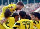 Bundesliga. Borussia Dortmund coraz bli�ej gry w pucharach