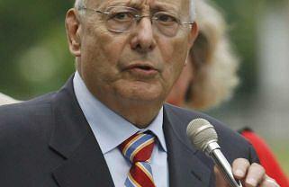 Lobbysta i były senator USA Alfonse D'Amato