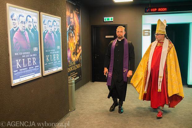 Kino w Kraśniku zdecydowało się na dodanie filmu 'Kler' do swojego repertuaru i podniosło ceny biletów