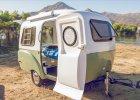 Happier Camper HC1 | Przyczepa w rozmiarze mini