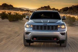 Salon Nowy Jork 2016 | Jeep Grand Cherokee Trailhawk | W oczekiwaniu na Hellcata