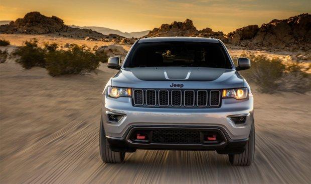 Salon Nowy Jork 2016   Jeep Grand Cherokee Trailhawk   W oczekiwaniu na Hellcata