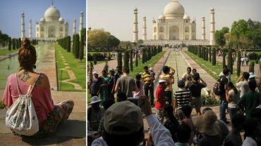Tadź Mahal, Indie